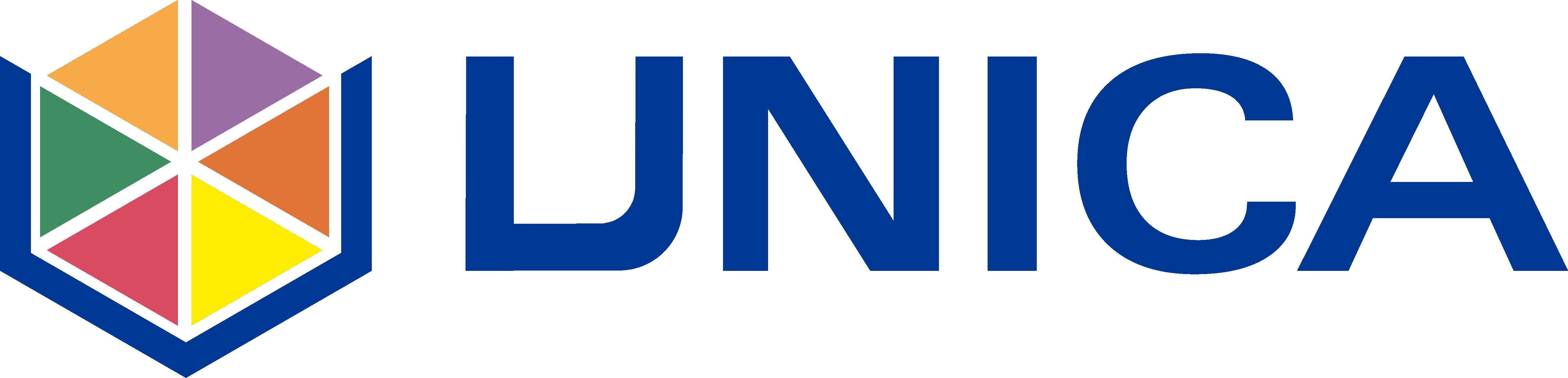 UNICA logo_6colori